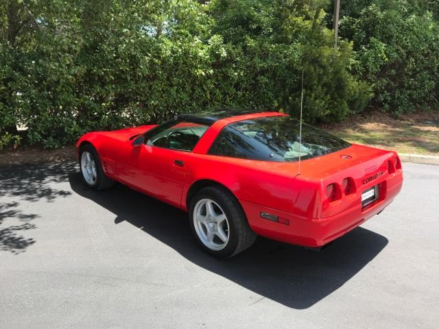 Pre-Owned 1994 Chevrolet Corvette 2dr Coupe Hatchback