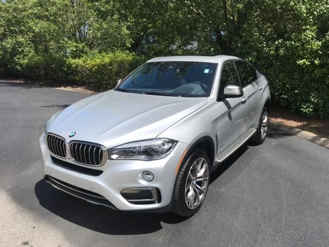 Pre-Owned 2018 BMW X6 sDrive35i Sports Activity Coupe