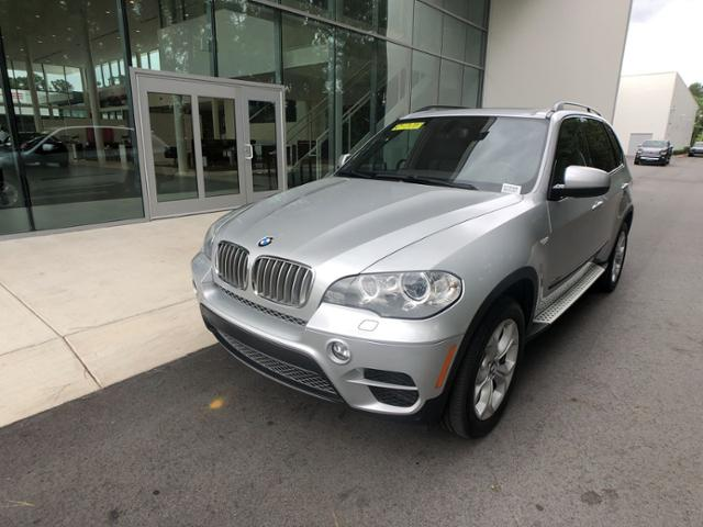 Pre-Owned 2013 BMW X5 AWD 4dr xDrive35d