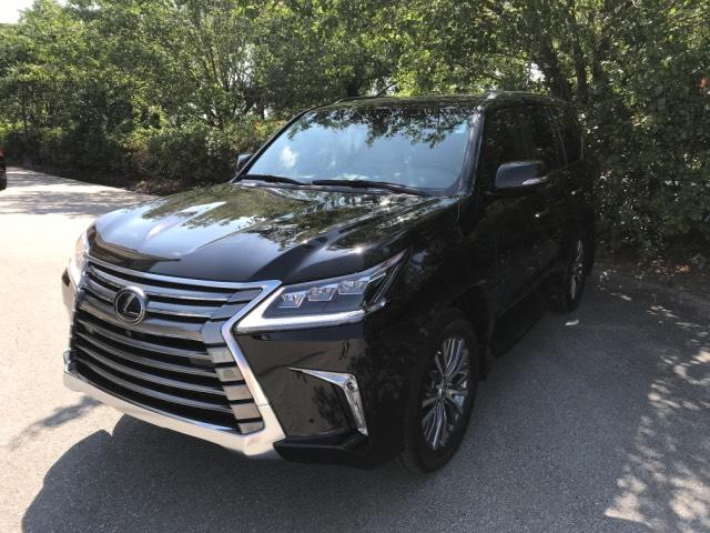 Pre-Owned 2018 Lexus LX LX 570 Two Row 4WD