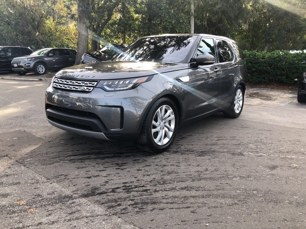 Pre-Owned 2019 Land Rover Discovery HSE
