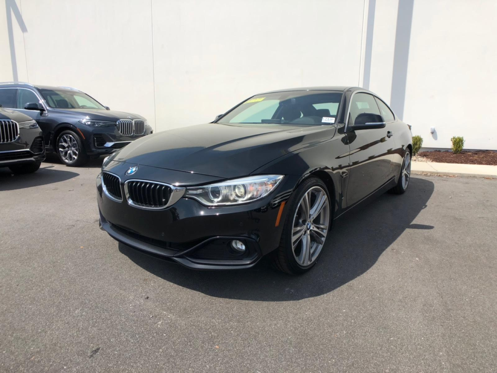 Pre-Owned 2017 BMW 430i Coupe
