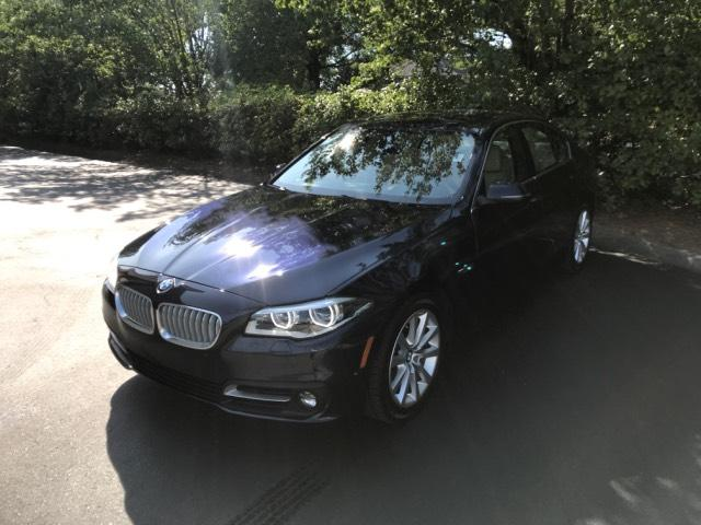 Pre-Owned 2015 BMW 5 Series 4dr Sdn 550i xDrive AWD