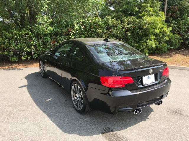 Pre-Owned 2009 BMW M3 2dr Cpe