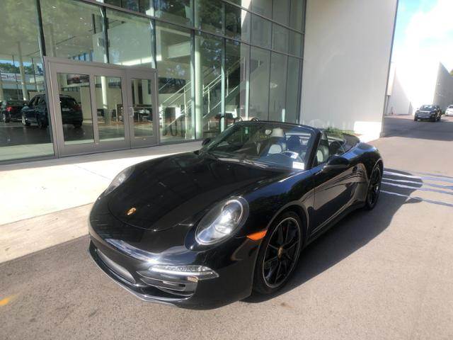 Certified Pre-Owned 2013 911 Carrera 4S
