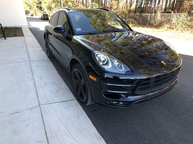 Certified Pre-Owned 2015 Porsche Macan AWD 4dr Turbo