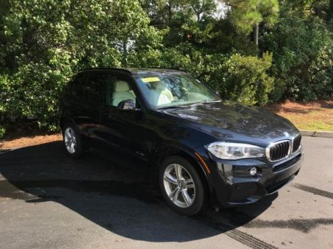 Pre-Owned 2015 BMW X5 AWD 4dr xDrive35i