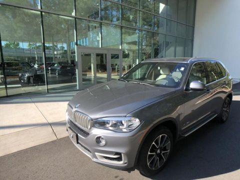 Pre-Owned 2017 BMW X5 xDrive40e iPerformance Sports Activ