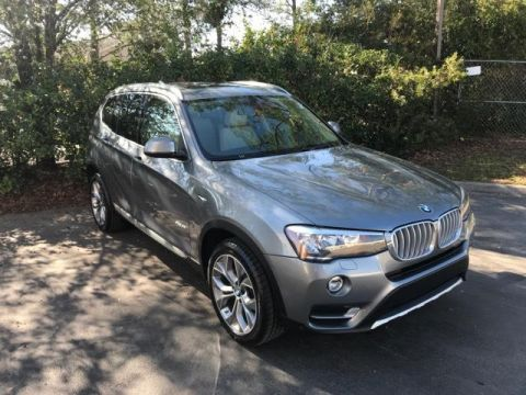 Pre-Owned 2016 BMW X3 RWD 4dr sDrive28i