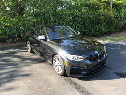 Pre-Owned 2015 BMW 2 Series 2dr Cpe M235i RWD