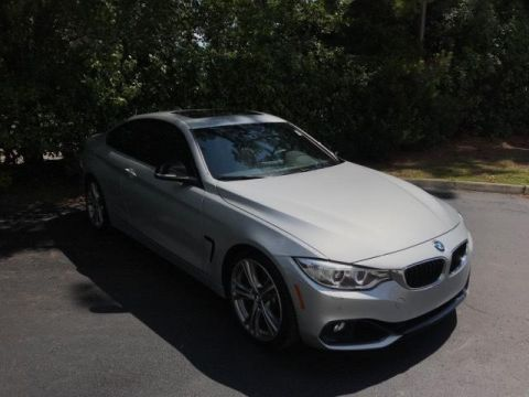 Pre-Owned 2015 BMW 4 Series 2dr Cpe 435i RWD