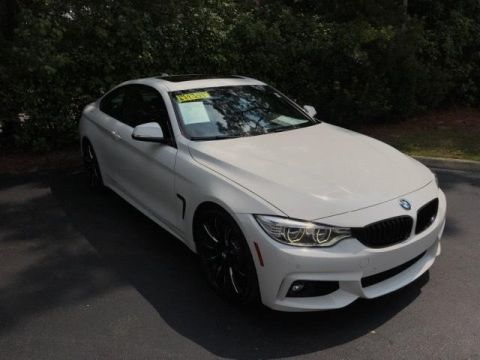 Pre-Owned 2016 BMW 4 Series 2dr Cpe 435i RWD