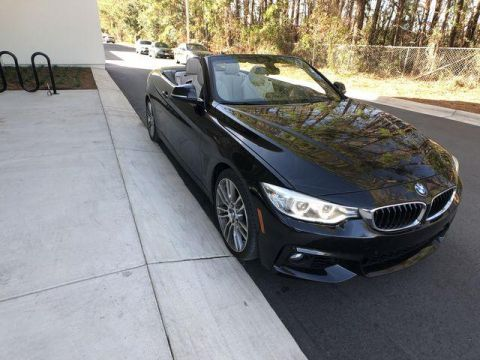 Pre-Owned 2015 BMW 4 Series 2dr Conv 428i RWD