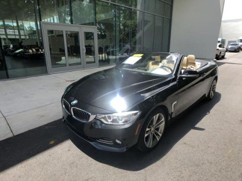 Pre-Owned 2016 BMW 4 Series 2dr Conv 428i RWD SULEV