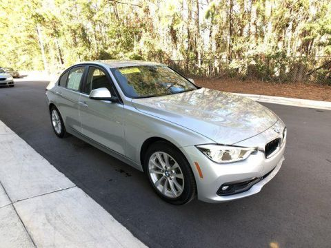 Pre-Owned 2018 BMW 3 Series 320i Sedan