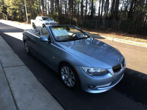 Pre-Owned 2012 BMW 3 Series 2dr Conv 328i