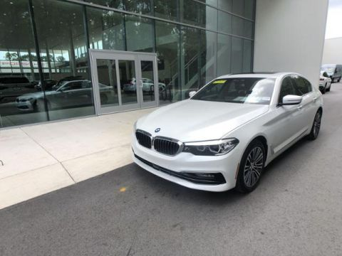 Pre-Owned 2018 BMW 5 Series 530i Sedan
