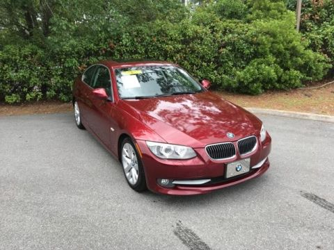 Pre-Owned 2012 BMW 3 Series 2dr Cpe 328i RWD