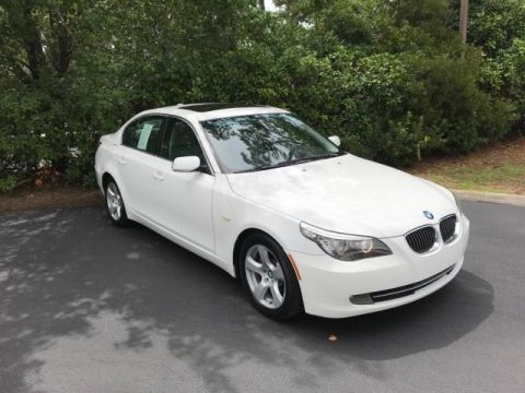 Pre-Owned 2008 BMW 5 Series 4dr Sdn 535i RWD