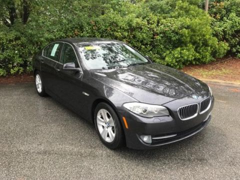 Pre-Owned 2013 BMW 5 Series 4dr Sdn 528i xDrive AWD