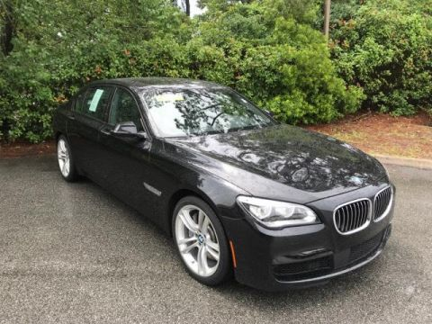 Pre-Owned 2015 BMW 7 Series 4dr Sdn 750Li RWD