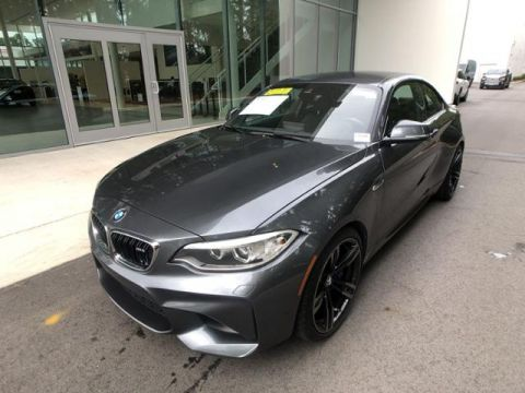 Pre-Owned 2016 BMW M2 2dr Cpe