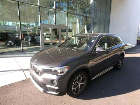 Pre-Owned 2018 BMW X1 sDrive28i Sports Activity Vehicle