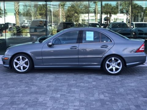 Pre-Owned 2007 Mercedes-Benz C-Class C 230